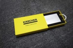 Hộp kéo logo ép kim đựng quà tặng pin sạc dự phòng in logo