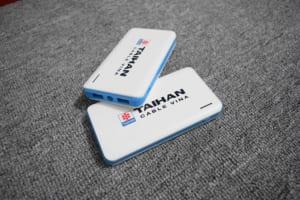 PNV 003 Pin sạc dự phòng in logo làm quà tặng khách hàng