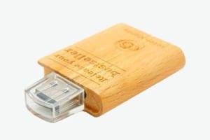 UGV 012 USB Go In khac logo lam qua tang quang cao thuong hieu