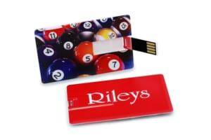UTV 001 USB The Namecard in logo lam qua tang quang cao thuong hieu